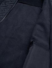 Lauren Ralph Lauren - Hooded Quilted-Bib Jacket - quiltede jakker - navy - 6
