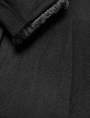 Lauren Ralph Lauren - Wool-Cashmere Coat - uldfrakker - black - 5