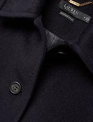 Lauren Ralph Lauren - Wool-Cashmere Coat - uldfrakker - regal navy - 3