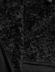 Lauren Ralph Lauren - Reversible Faux-Suede Coat - frakker - black - 3