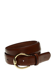 Bennington Leather Belt - TAN