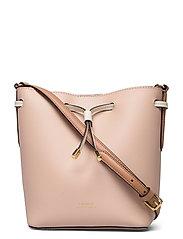 Mini Debby II Drawstring Bag - BALLET PINK/NUDE/
