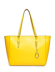 Saffiano Leather Tote - SUNDANCE