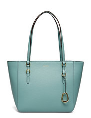 Leather Oxford Tote