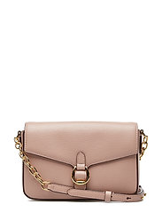73f91247cae2 Lauren Ralph Lauren. Leather crossbody bag £180 · Leather Crossbody Bag -  MELLOW PINK