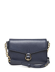 a243956d0f4 Lauren Ralph Lauren. Leather crossbody bag 199 € · Leather Crossbody Bag -  NAVY