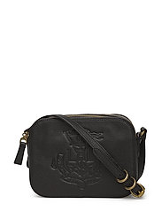 Anchor Leather Camera Bag - BLACK
