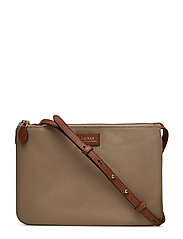66ed2869d218 Lauren Ralph Lauren. Nylon crossbody bag £75 · Nylon Crossbody Bag - CLAY