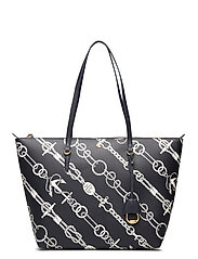 Vegan-Leather Keaton Tote - ANCHORED ROPES