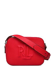 Leather Hayes Crossbody - SPORTING RED