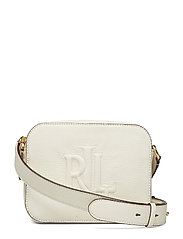 Leather Hayes Crossbody - VANILLA
