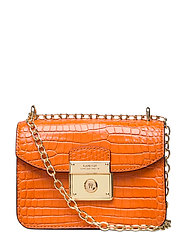 Mini Beckett Crossbody Bag - SAILING ORANGE