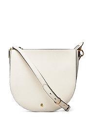 Leather Sawyer Shoulder Bag - VANILLA