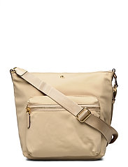 Nylon Medium Parson Bag - BIRCH TAN