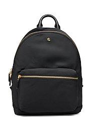Nylon Medium Clarkson Backpack - BLACK