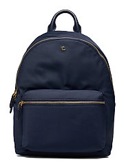 Nylon Medium Clarkson Backpack - LAUREN NAVY