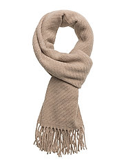 CASHMERE-LUXURYSOLID WRAP - OATMEAL