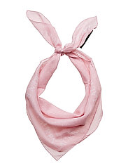"SILK/COTTON-PALOMA 22"" X 22"" - OXFORD PINK"