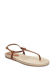 SUPER SOFT LEATHER-MAKAYLA-ES-CSL - DEEP SADDLE TAN