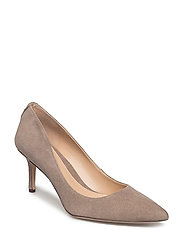 KIDSUEDE-LANETTE-PM-DRS - LIGHT TAUPE