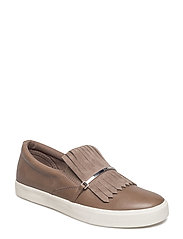 Reanna Slip-On Sneaker - LIGHT TAUPE/LIGHT