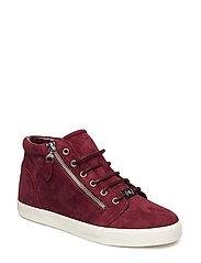 Reace Suede Sneaker - MERLOT
