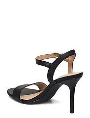 Lauren Ralph Lauren - Gwen Leather Sandal - sandales à talons - black - 2
