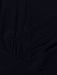 Jersey Cap-Sleeve Dress