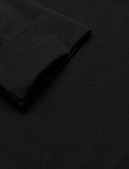 Lauren Ralph Lauren - Cotton Boatneck Top - t-shirts - polo black - 2