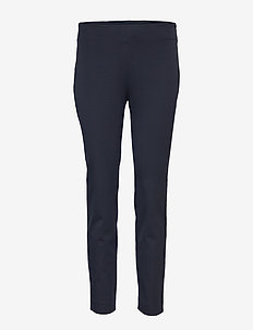 Stretch Twill Skinny Pant - lauren navy