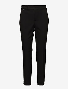 Stretch Twill Skinny Pant - BLACK