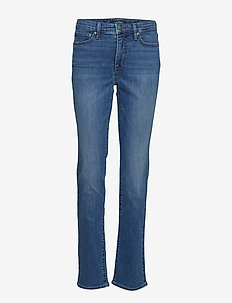 Premier Straight Jean - HARBOR WASH DENIM