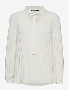 DRAPEY POLY GGT-LS TOP - MASCARPONE CREAM