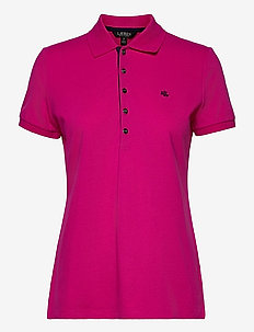 Piqué Polo Shirt - poloskjorter - nouveau bright pi