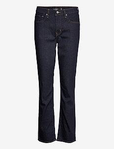 Premier Straight Jean - schlaghosen - dark rinse wash d