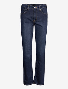 Premier Straight Jean - straight jeans - deep royal wash d