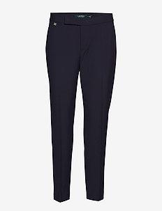 Stretch Skinny Pant - slim fit spodnie - navy