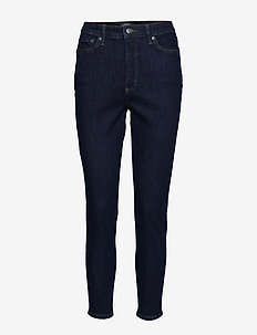 Regal Skinny Ankle Jean - RINSE WASH