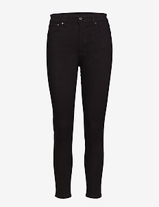 Regal Skinny Ankle Jean - PERFECT BLACK WAS