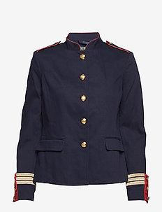 Officer's Jacket - NAVY