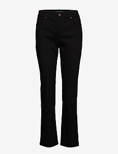 Premier Straight Jean - straight jeans - perfect black was