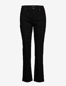 Premier Straight Jean - PERFECT BLACK WAS