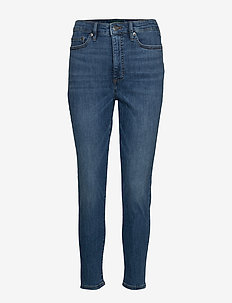 Regal Skinny Ankle Jean - HARBOR WASH DENIM