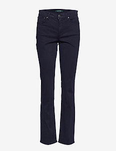 Premier Straight Jean - LAUREN NAVY