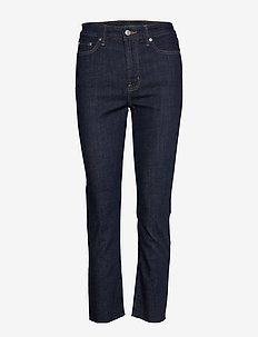Regal Straight Ankle Jean - straight jeans - rinse wash