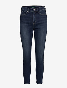 Regal Skinny Ankle Jean - jeans skinny - true indigo wash