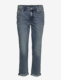 Estate Jean - straight jeans - light tinted wash