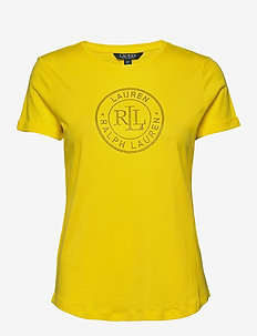 Logo Cotton Tee - logo t-shirts - dandelion fields