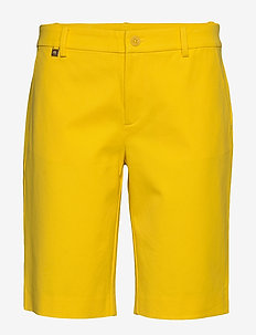 Bi-Stretch Twill Short - DANDELION FIELDS