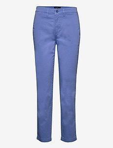 Slim Fit Stretch Chino Pant - chinos - cabana blue